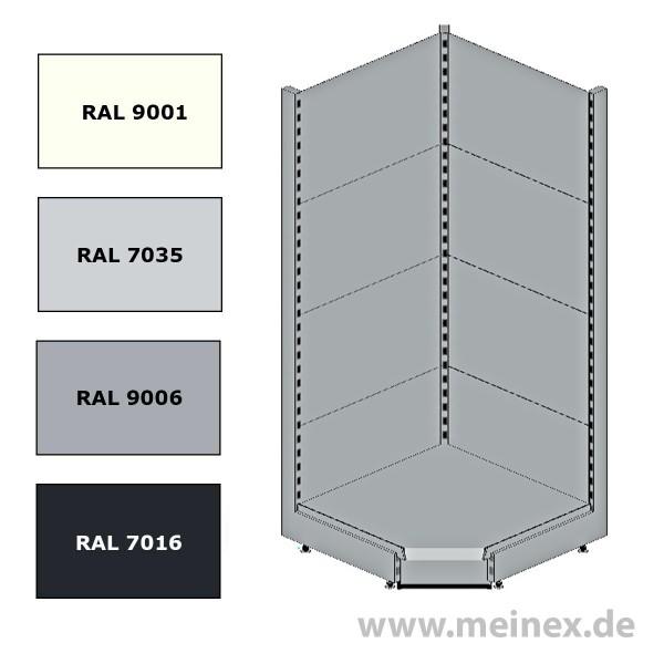 Innenecke Tegometall Konfigurator - Neuware